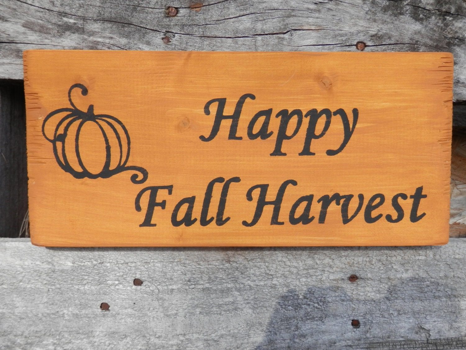 fall harvest welcome - photo #45