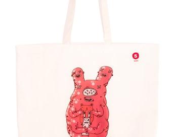 The Monsters Kibara bag