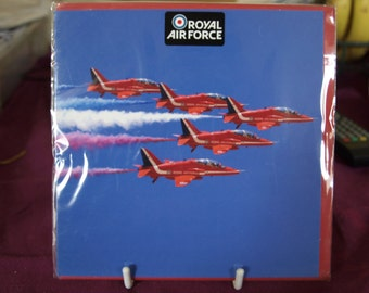 The Red Arrows Card