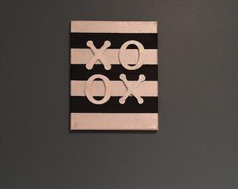 Canvas  XoXo  8x10