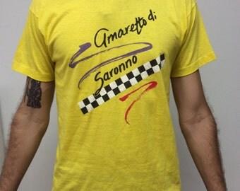 Vintage Amaretto di Saronno Shirt