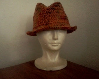 Custom Classic Fedora (choose your color)