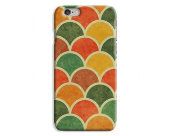Indie Colourful Hills Plastic Snap Case iPhone 6 6 Plus / iPhone 5 5S / iPhone 5C / iPhone 4 4S \ hc-JJ180