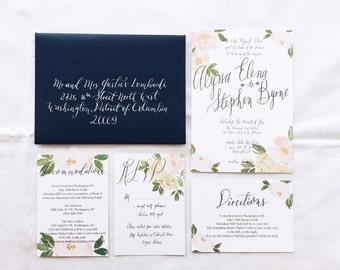 Sample Invitation for Amanda
