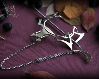 "Fibula brooch ""Year of the Dragon"""