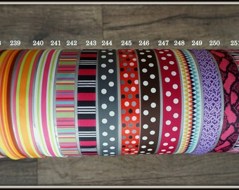 FREE SHIPPING (on orders of 2 or more)!!!1 inch Width Non-Slip Headbands - Comparable to Sweaty Bands