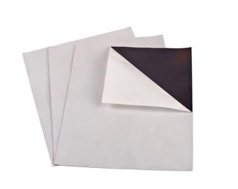 """9"""" X 12"""" Adhesive Magnet Sheets - 20 mil - 5 Sheets"""