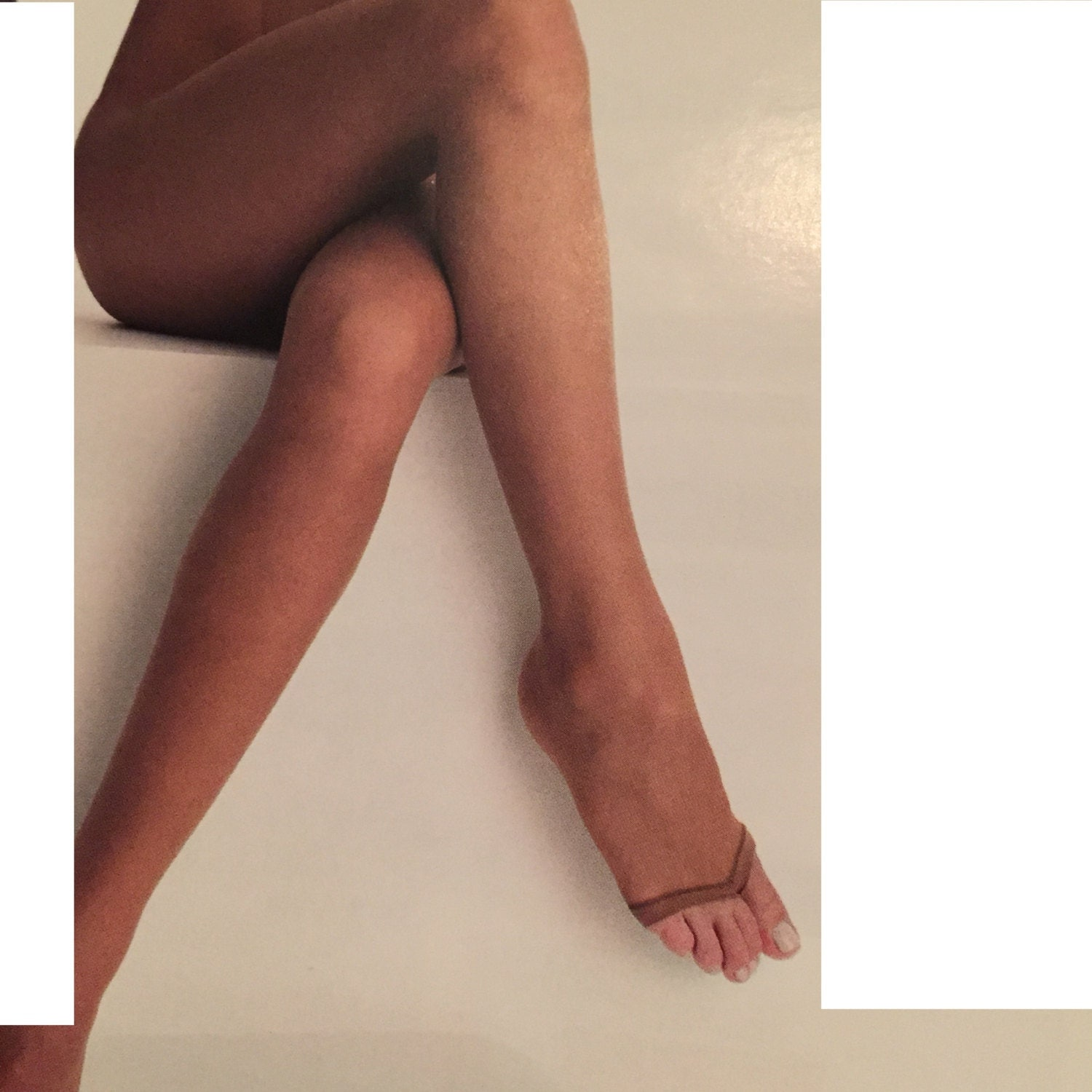 Toeless Pantyhose All 72