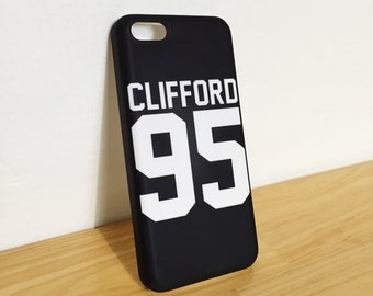 Clifford 95 - Jersey - Full printed case for iPhone - by HeartOnMyFingers - ANT-097