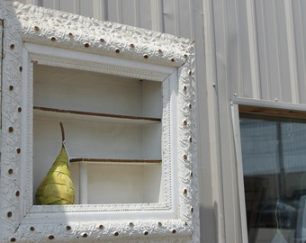 Decorative Framed Shelves...Read Listing Before Purchasing RE: Shipping Cost