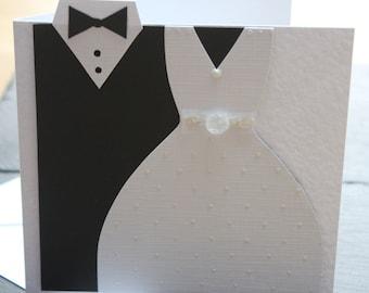Wedding Card - Happy Wedding Day