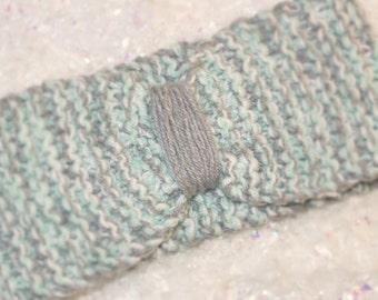 Headband woman * Headband * wool * winter * knitting handmade