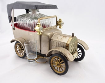 Vintage 1918 Ford Car Decanter.WAS_35.00