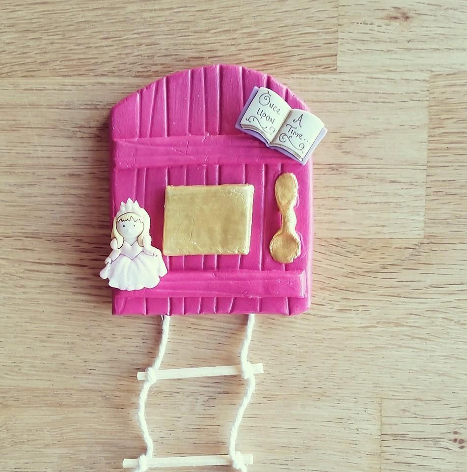 Fairy door princess disney princess fairytale by for Princess fairy door