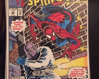 1992 Marvel Comics Web of Spiderman #88