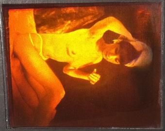 Roman Holiday - Rare true 3d film motion hologram