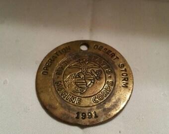 Desert Sheild Desert Storm Marine Medal