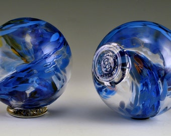 Helix Ball Blue