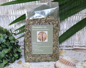 Olive leaf tea, pure
