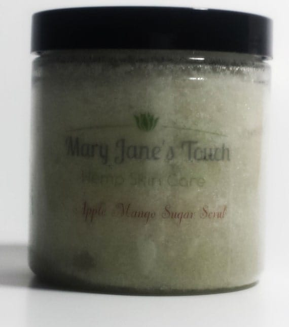 Apple Mango Sugar Scrub