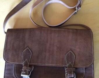 Shoulder bag. Crossbody bag. Leather bag. Moroccan style
