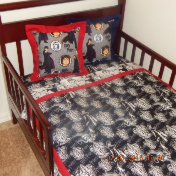 Custom bedding harry potter by snuggybuddy on etsy - Harry potter crib set ...