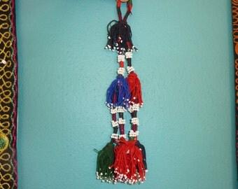 Tribal Tassel, Tassels, Gypsy-Tassels