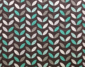 Teal/Gray Weighted Blanket. Pick your Size, Weight, and Color! 2, 3, 4, 5, 6, 7, 8, 9, 10, 11, 12, 13, 14, or 15 pounds..Ships FREE!!