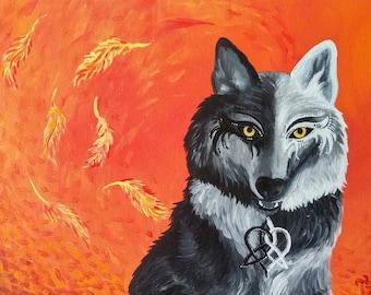 Guardian- Automn Wolf