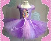 Disney Princess Tutu Dress. Inspired Handmade Tutu Dress. Any Colours. All Sizes Fully Customised. Ariel Cinderella Aurora Snow Jasmine