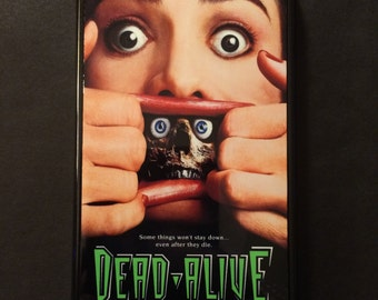 Dead Alive Phone Case Horror