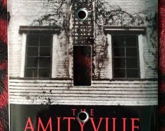 The Amityville Horror Light Switch Cover!