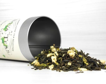 Jasmine Green Tea - weight loss tea - Loose Leaf Tea