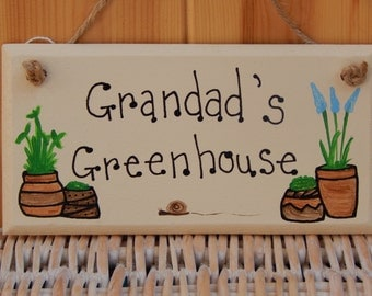Mother's Day gift, Father's Day gift, Gardener's gift,  Gifts for him, Gifts for Dad, Gifts for Grandparents. Gardening sign