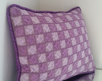 Decorative Pillow -purple