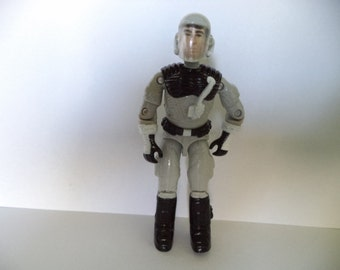 Vintage 1994 Hasbro GI Joe Action Figure - Snow Storm Snowstorm V3 3.75""