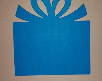 2 inch present confetti