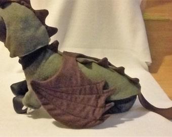 XLarge and XXLarge Dragon Dog Costume