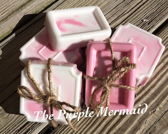 Pink Peppermint Soap