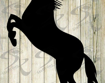 HORSE,SVG,DXf,eps,ai,png jpg, Collection Silhouette Vector Digital image, graphical