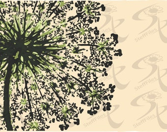 0050_Vector Flower Clipart,SVG,DXF, AI, png, eps, jpg,Download files, Digital, graphical