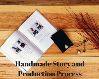 H@A Shop Story - H@A Production Process - Handmade Shop Story - Handmade Business Biography - Copywriting Service - SEO Help - Shop Stories