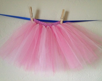 Custom Toddler Tutus-Elastic Waistband-Choose your colors!!!