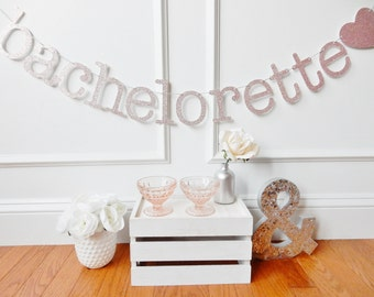 Bachelorette Banner - Bachelorette Decor - Bachelorette Party - Hen Party - Bride Tribe - Last Fling Decor