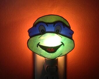 Ninja Turtle Night Light