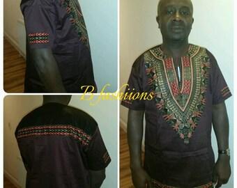 Chocolate brown XL shirt