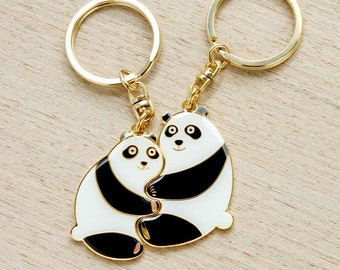 Perfect Together Key Ring- Panda
