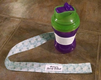 Sippy Cup Leash - Sippy Cup Holder
