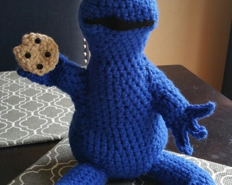 Cookie monster Doll
