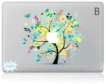New mac stickers Macbook decal macbook stickers apple decal mac decal four seasons stickers 01